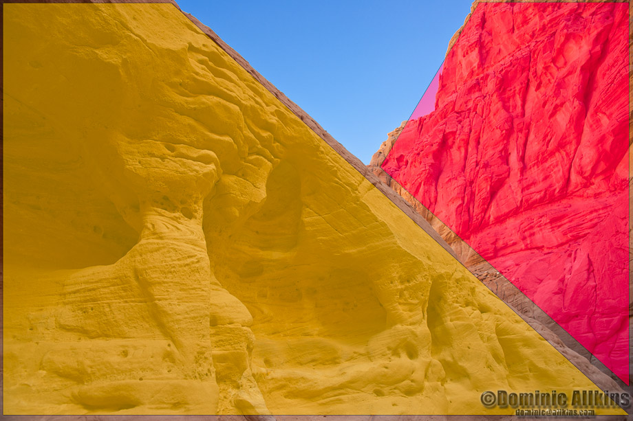 11.3b: Inside the Coloured Canyon in Egypt (overlay)