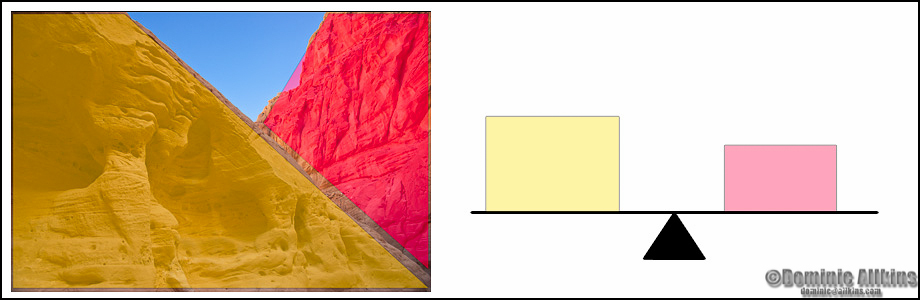 11.3c: Inside the Coloured Canyon in Egypt (balance analysis)