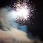 Fireworks Night - 2010 - Shot on a Canon EOS 5D Mark II at ISO200, f/11, 7 sec at 80mm